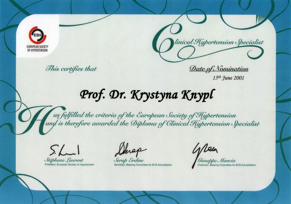 Certyfikat_ESH_2001_PROF