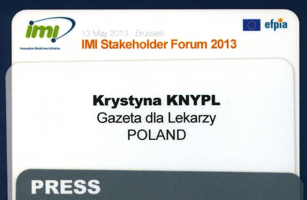 IMIstakeholderforum2013